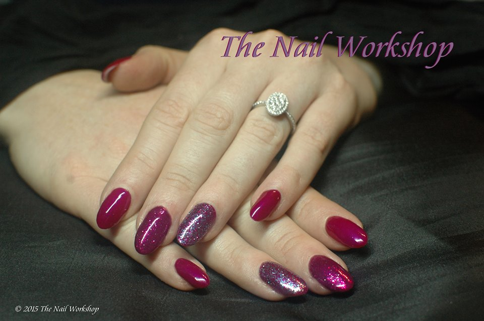 Gel II Passion with Glitters