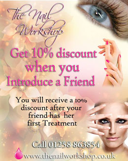 Introduce a friend and receive discount on your next treatment