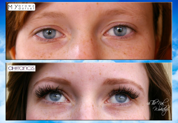 Eyelash Tinting And Extensions Eyelash Tint Upper East